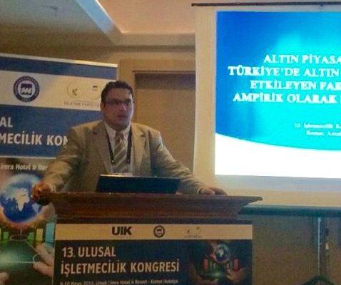 Altın Piyasaları ve Türkiye'de Altın Piyasalarını Etkileyen Faktörlerin Ampirik Olarak İncelenmesi